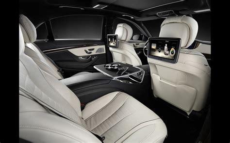 S Class 2013 Interior by 2013 Mercedes S Class Interior 4 1440x900