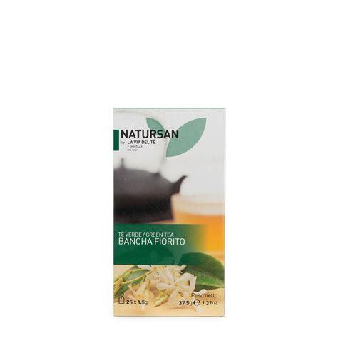 the bancha bancha fiorito green tea 25 bags la via t 232 eataly