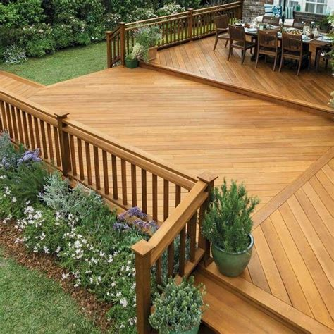 deck stains images  pinterest deck colors