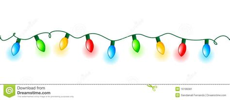 christmas lights clipart holiday light pencil and in