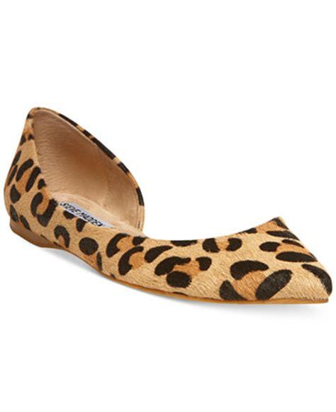 steve madden elusion d orsay flats flats shoes macy s