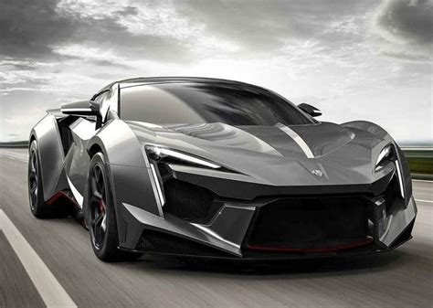 Ferarri Mf 002 Grey Original fenyr supersport car wordlesstech