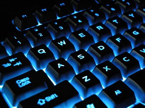 computer keyboard light up keys putting the quot key quot back in the pc