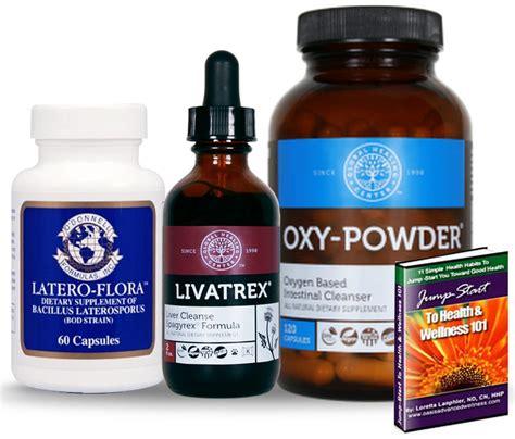Gallbladder Liver Detox Kit by Optimum Wellness Liver Cleanse Kit Oawhealth