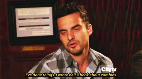 New Girl Meme - 23 times nick miller completely understands life as a