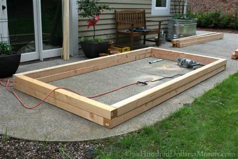 ikea raised garden bed how to build raised garden beds for growing vegetables