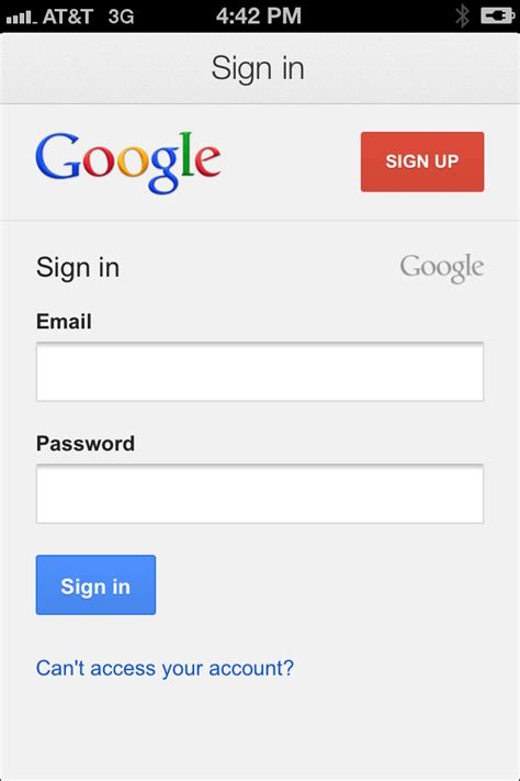 google gmail email account login page image gallery homepage google mail login