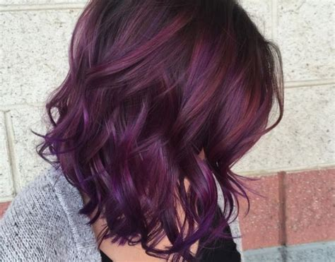 blackberry hair color blackberry hair color hair color hair dailybeauty