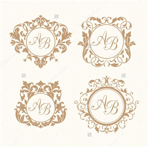 Wedding Logo Images by Wedding Logo Template 29 Free Sle Exle Format