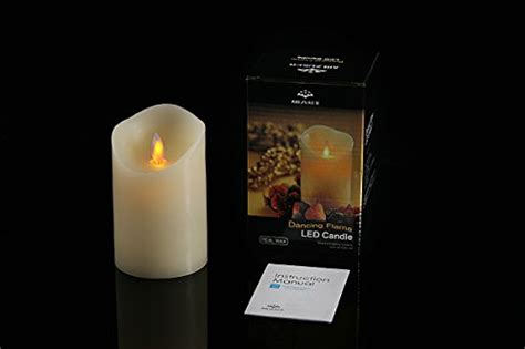 Battery Operated Candles Not Working by Air Zuker Flameless Candles Battery Operated Pillar Led