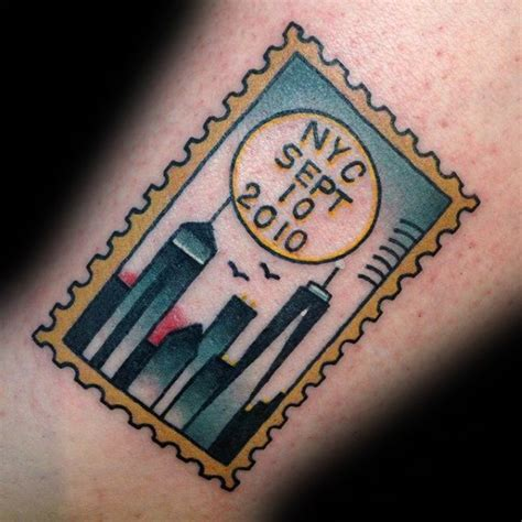 tattoo school new york city 20 postage st tattoo designs for men traveler ink ideas