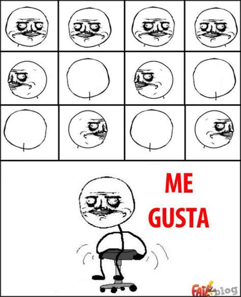 Know Your Meme Me Gusta - image 267686 me gusta know your meme