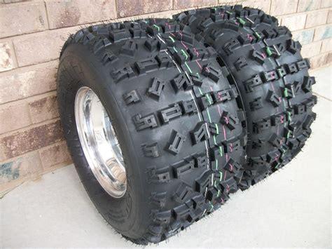 honda rear tyre size 2 tire wheel 6 ply rear 22x11 9 honda trx 250 recon