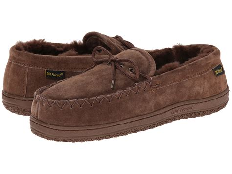 friend loafer moccasin friend loafer moccasin dk brown s slippers