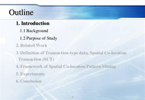 pattern mining definition spatial co location pattern mining