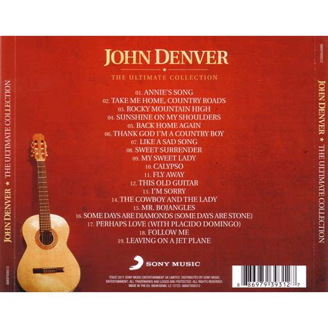 Thank God I M A Guitar Player denver the ultimate collection denver mp3