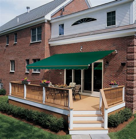 retractable awnings lowes retractable deck awnings lowes home design ideas