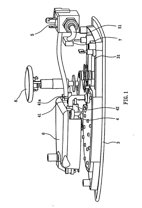 patent ep2009172a2 an electric steam iron patents