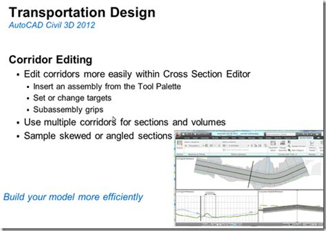 civil 3d section editor civil 3d section editor 28 images civil 3d 2012 new