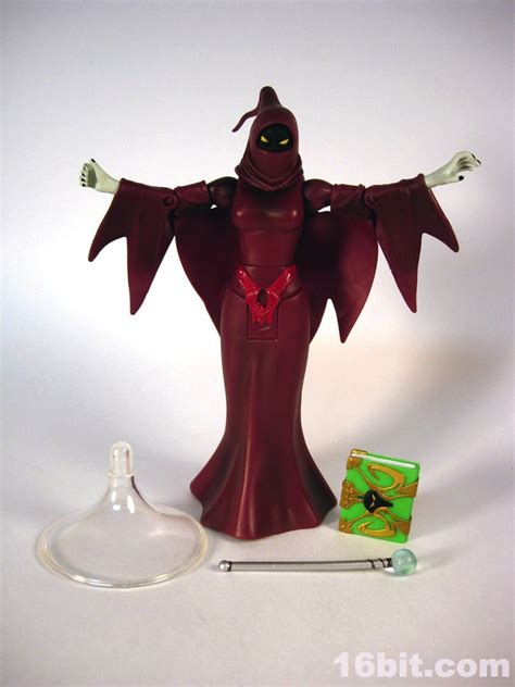 shadow weaver books 16bit figure of the day review mattel masters of the