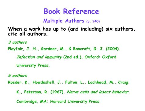 book reference apa two authors apa style 2007