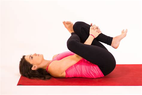 reclining pigeon pose 6 yoga poses for more restful sleep
