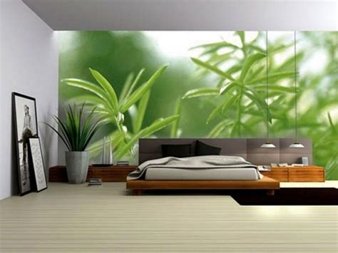 Green Interior Design Green Color Schemes For Modern Bedroom And Bathroom Decorating