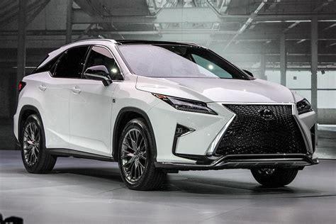 lexus suv rx 2017 2017 lexus rx 350 450h redesign release date hybrid