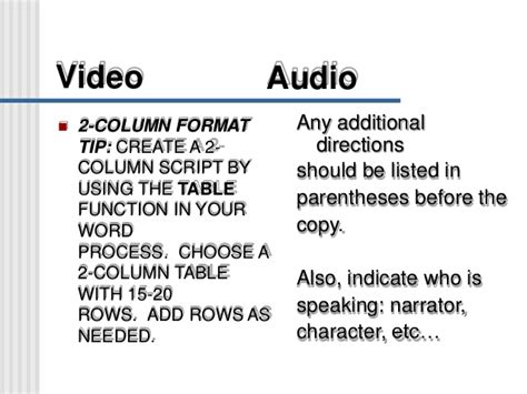 tv commercial script template commercial script template 60 second radio script