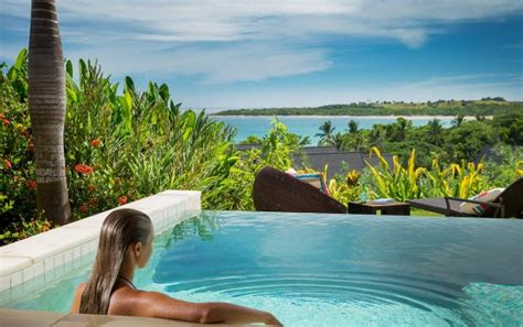 Spa Shower Bath six of the best in suite plunge pools