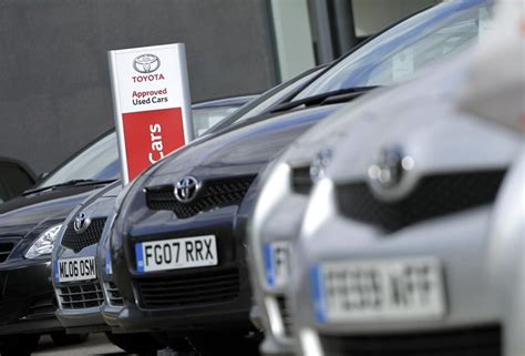 Toyota Used Car Warranty Toyota New Approved Used Car Programme With Up To Five
