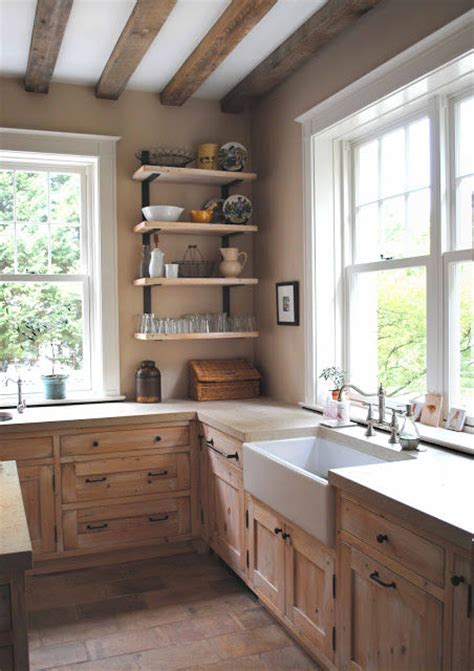 Rustic Farmhouse Kitchen Ideas Rustic Farmhouse Kitchen Pictures Photos And Images For Pinterest And
