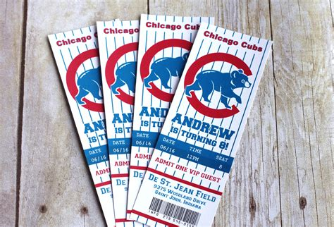 baseball ticket template buy discount tickets