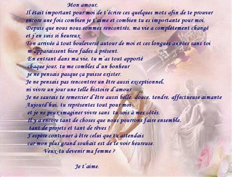 Lettre Demande De Mariage Originale Lettre De Demande En Mariage Originale Images