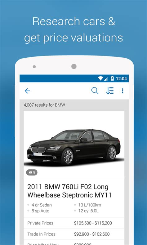 android app sales carsales android apps on play