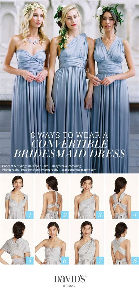 8 Retro Ways To A Mad Inspired Wedding by 8 Ways To Style The Versa Convertible Dress From David S
