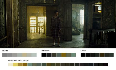 color themes in film 5 common film color schemes cinematic color design