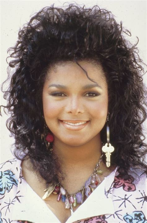 janet jackson long layered hairstyles from the 80s and 90s from poof to pixie the most iconic 80 s hairstyles of all