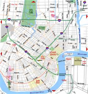 New Orleans Us Map by New Orleans On Us Map Bing Images
