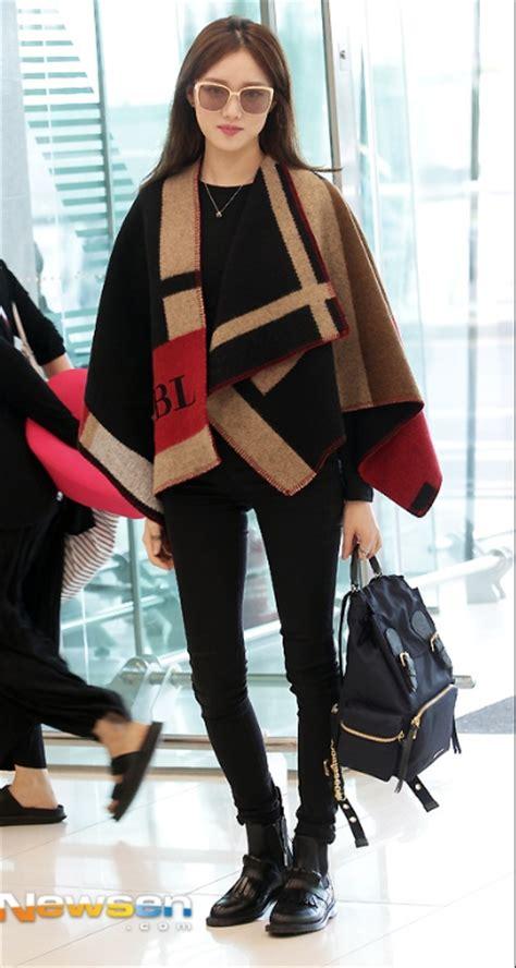 Sepatu Sandal Ala Crew Drama Korea W 10 inspirasi fashion ala seleb korea buat cewek bertubuh kurus agar terlihat berisi unik