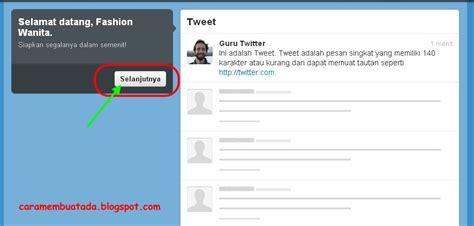 contoh bio bijak daftar twitter baru indonesia paling mudah dan gratis