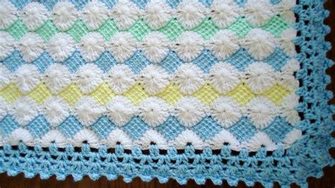 como hacer colchas para bebe borde en crochet para la mantita de beb 233 parte 1 youtube