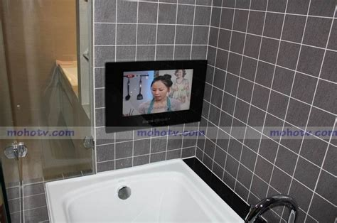 smart mirror bathroom 22inch waterpoof bathroom mirror smart tv android 4 4 os