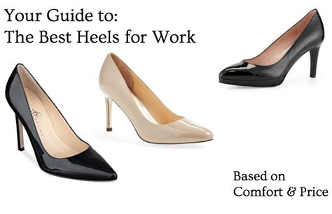 Most Comfortable Work by Your Guide To The Best Heels For Work Legallee