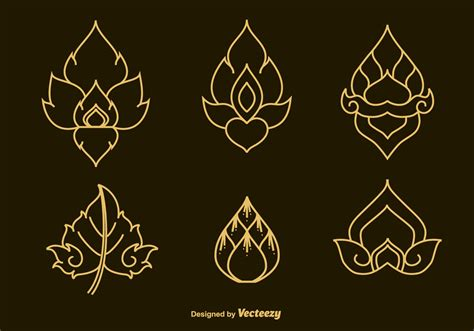 thai pattern history free thai pattern vector download free vector art stock