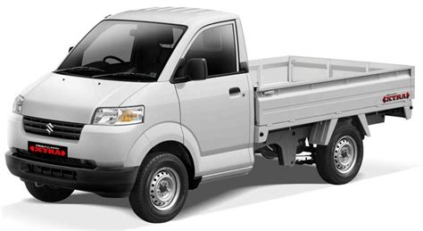 Suzuki Apv Carry Kredit Suzuki Mega Carry Mitula Mobil