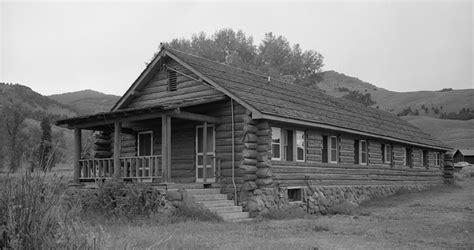 Ranch Homes Plans file lamar buffalo ranch bunkhouse jpg wikimedia commons