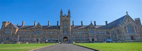 best universities in sydney top 100 universities in the world of
