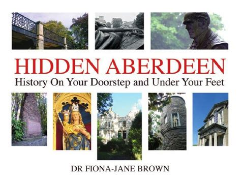 dr brown books aberdeen history on your doorstep and underfoot