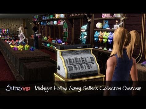 sellers savvy sims 3 the sims 3 midnight hollow part 4 savvy seller s